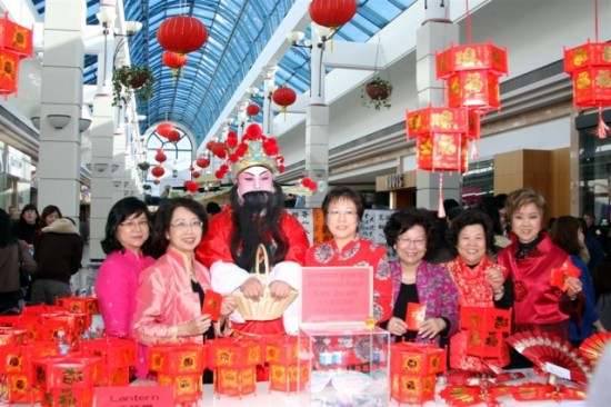 CNY Richmond Centre | Things To Do In Vancouver This Weekend