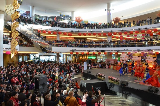 Chinese New Year at Aberdeen Centre | Things To Do In Vancouver This Weekend