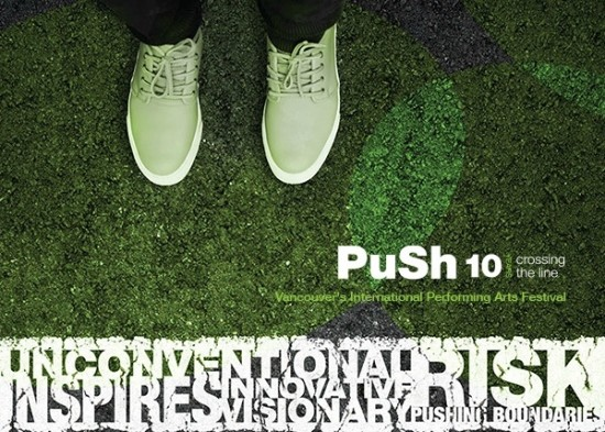 PuSh Festival | Things To Do In Vancouver This Weekend
