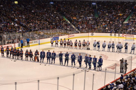 Vancouver Canucks Superskills | Things To Do In Vancouver This Weekend