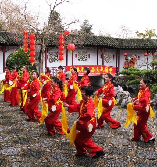 Temple Fair Dr Sun Yat-Sen Classical Chinese Garden   Things To Do In Vancouver This Weekend