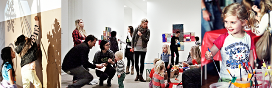 Vancouver Art Gallery Family Progams | Things To Do In Vancouver This Weekend