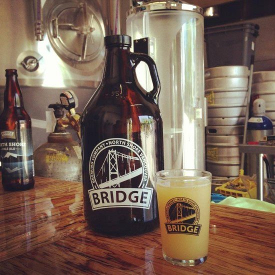 Bridge Brewing Company North Vancouver