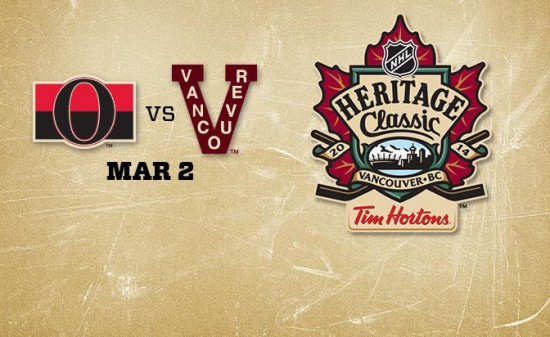 2014 Heritage Classic | Things To Do In Vancouver This Weekend