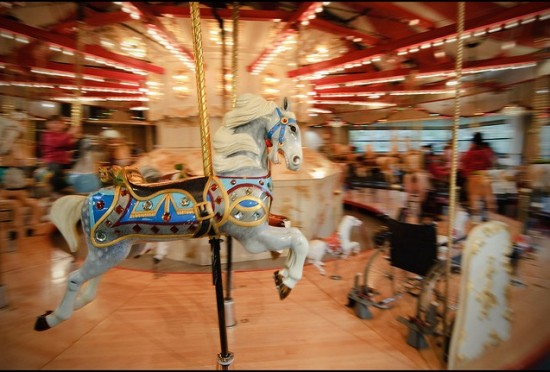 Burnaby Village Museum Carousel | Things To Do In Vancouver This Weekend