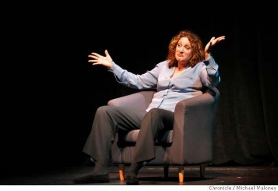 Chutzpah - 25 Questions for a Jewish Mother  | | Things To Do In Vancouver This Weekend
