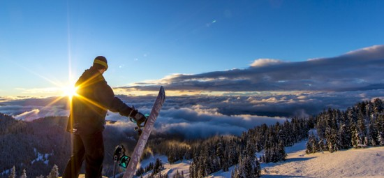 Grouse Mountain 24 Hours of Winter | Things To Do In Vancouver This Weekend
