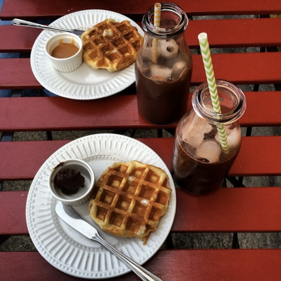 Hot Chocolate Festival - Chocolaterie de la Nouvelle France   Things To Do In Vancouver This Weekend