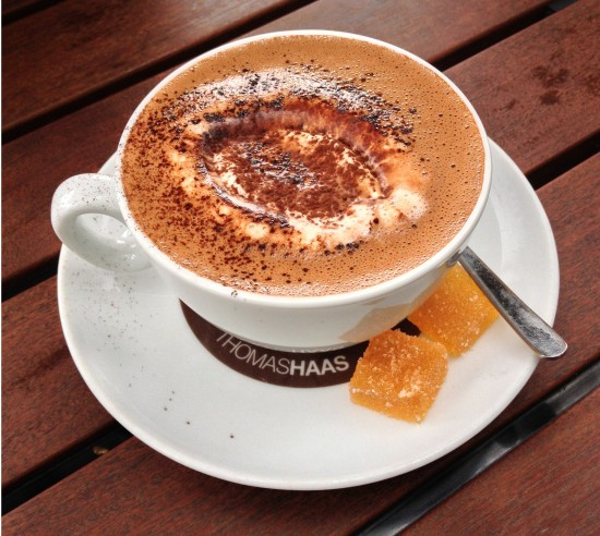 Hot Chocolate Festival - Thomas Haas | Things To Do In Vancouver This Weekend
