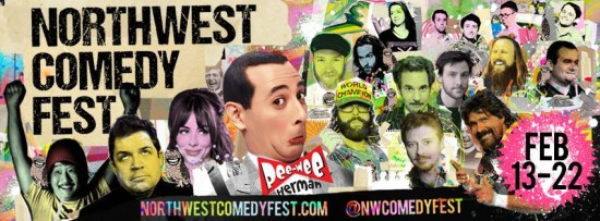Northwest Comedy Fest | Things To Do In Vancouver This Weekend