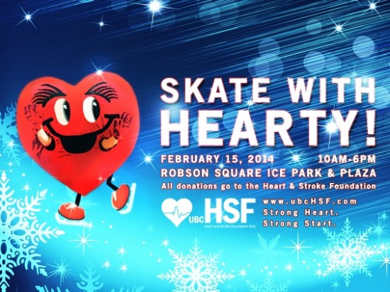 UBC HSF Skate | Things To Do In Vancouver This Weekend