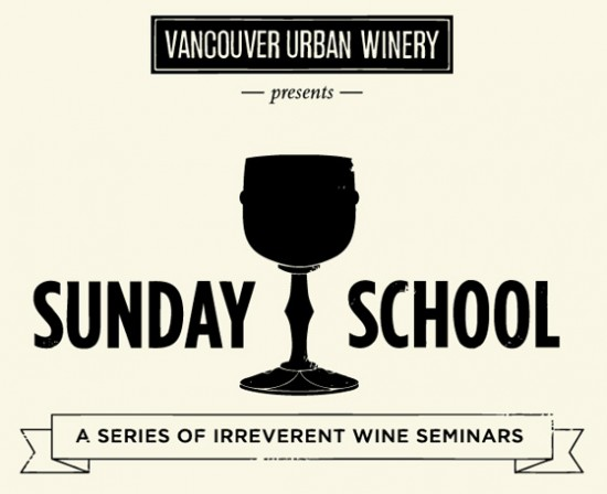 Vancouver Urban Winery Sunday School | Things To Do In Vancouver This Weekend