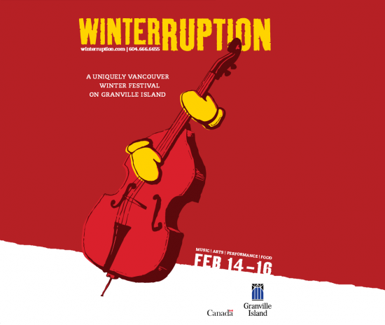 Winterruption | Things To Do In Vancouver This Weekend