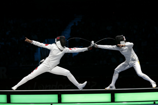 2014 Vancouver Men's Épée Grand Prix | Things To Do in Vancouver This Weekend