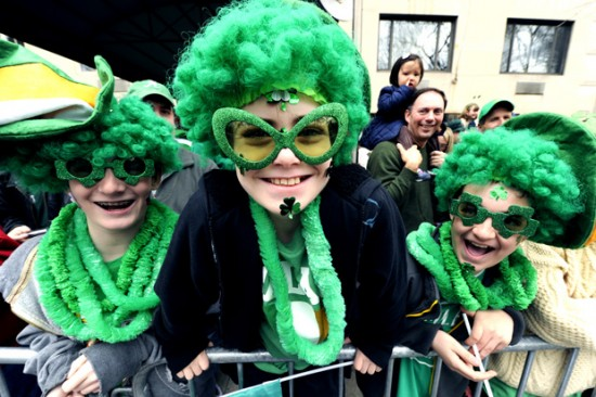 CelticFest - St Patrick's Day Parade   Things To Do In Vancouver This Weekend