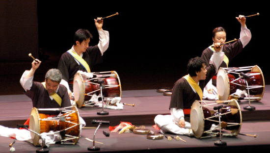 SamulNori - Kim Duk Soo | Things To Do In Vancouver This Weekend