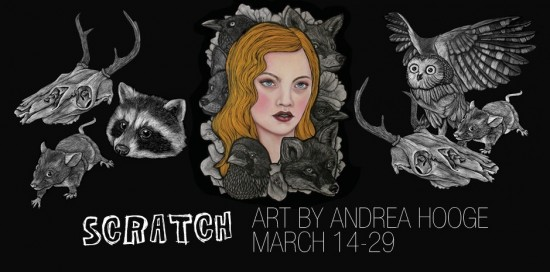 HOT ART Wet City - Scratch | Things To Do In Vancouver This Weekend