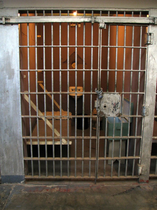 Would you pay to escape from prison? (Pictured here: a cell from the former State Penitentiary in Boise, Idaho) Photo credit: Mr.Thomas   Flickr
