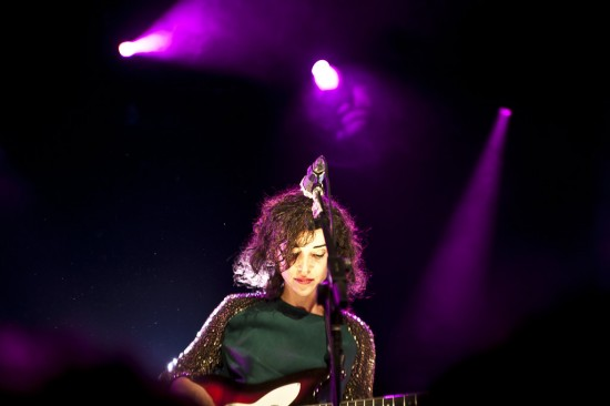St. Vincent at the Commodore Ballroom