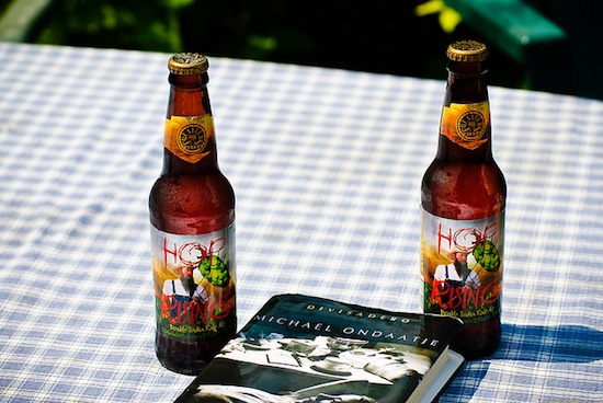 What do craft beer and books have in common? Read on to find out.  Photo credit: Don LaVange | Flickr