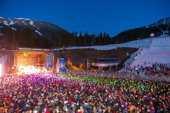 Photo: Mike Crane / Tourism Whistler