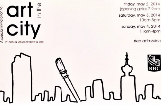 Art In The City | Things To Do In Vancouver This Weekend