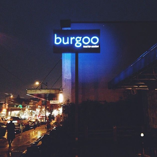 Burgoo on Main. Photo Credit: Burgoo Bistro