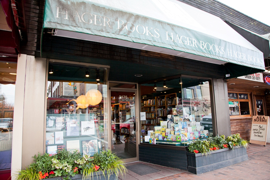 Hager Books. Photo Credit: Kerrisdale Insider