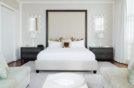 Halo Penthouse Suite. Photo Credit: Loden Hotel