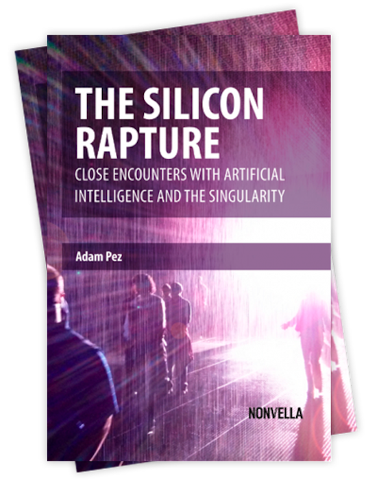 One of Nonvella's first books is on artificial intelligence and Silicon Valley.