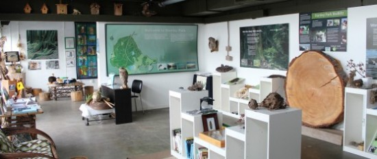 Stanley Park Nature House | Things To Do In Vancouver This Weekend