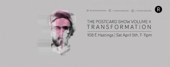 The Postcard Show Volume 4 | Things To Do In Vancouver This Weekend