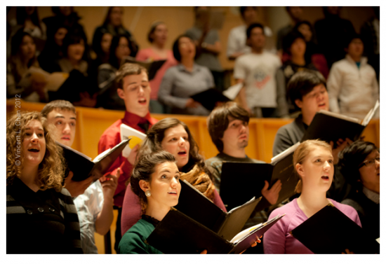 UBC Choral Union | Things To Do In Vancouver This Weekend