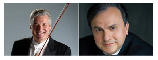 Vancouver Recital Society - Pinchas Zukerman & Yefim Bronfman | Things To Do in Vancouver This Weekend
