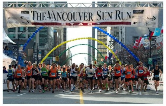 Vancouver Sun Run | Things To Do In Vancouver This Weekend
