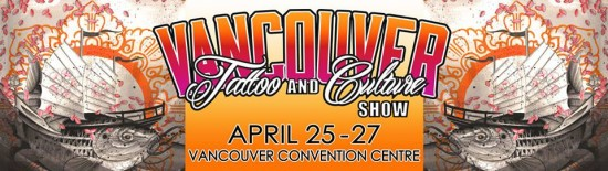Vancouver Tattoo and Culture Show | Things To Do In Vancouver This Weekend