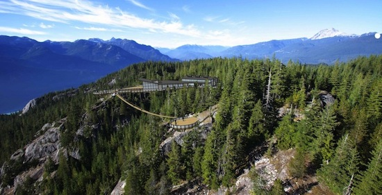 Photo sourced from Sea to Sky Gondola.