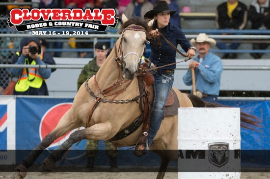 Cloverdale Rodeo 1