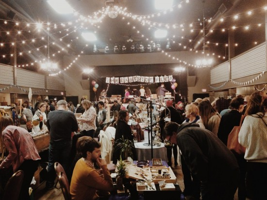Eastside Flea | Things To Do In Vancouver This Weekend