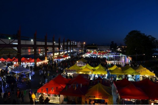 International Summer Night Market | Things To Do In Vancouver This Weekend