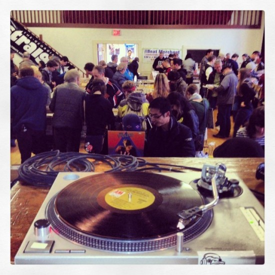 Main Street Vinyl Record Fair Weekend | Things To Do In Vancouver This Weekend