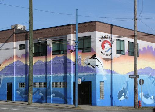 Orcas in the City - Sunrise Soya Foods