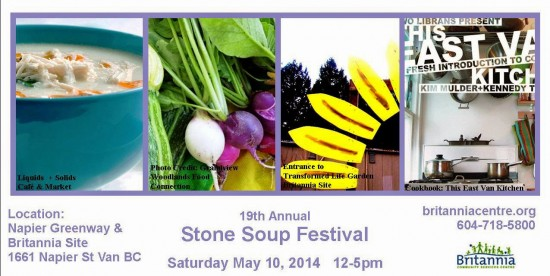 Stone Soup Festival | Things To Do In Vancouver This Weekend