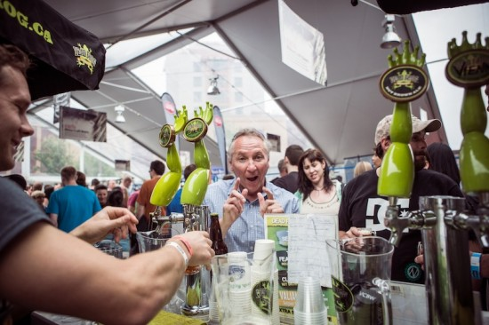 Vancouver Craft Beer Week 2014 runs May 30 - June 7. Photo: VCBW.