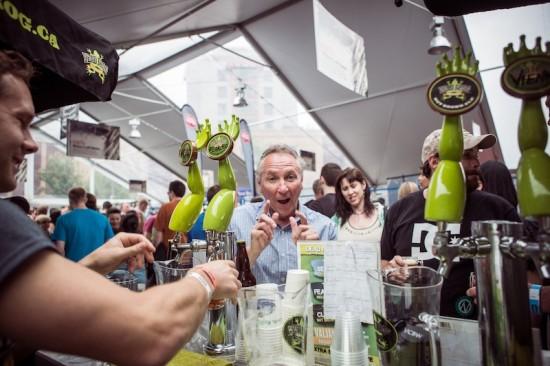 Vancouver Craft Beer Week 2014 runs May 30 - June 7. Photo: VCBW.
