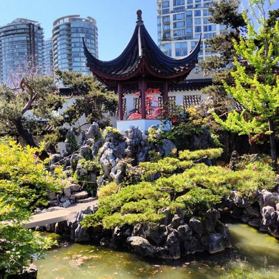 Dr Sun Yat-Sen Classical Chinese Garden | Things To Do In Vancouver This Weekend
