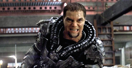 General Zod in 2013's Man of Steel. The movie is under serious consideration in the latest issue of Cinephile.