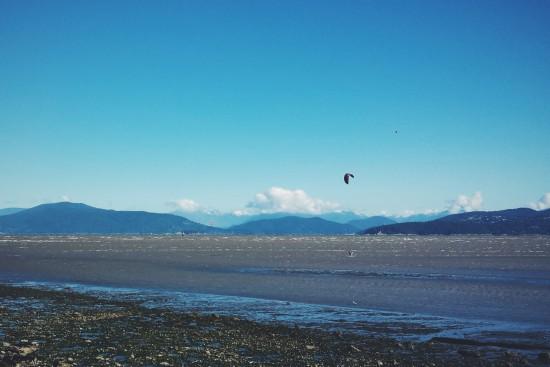 kite boarding vancouver