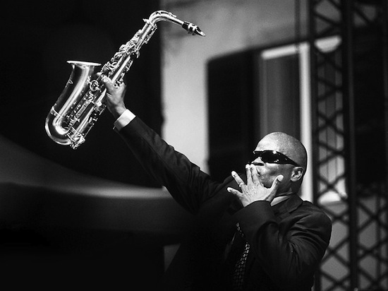 Maceo Parker is performing at the TD Vancouver International Jazz Festival. Photo credit: Simone Quattrociocchi | Wikimedia Commons