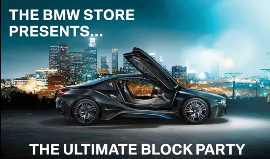 BMW Ultimate Block Party | Things To Do In Vancouver This Weekend